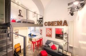Cinema Loft - AbcAlberghi.com