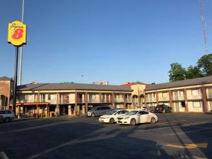 Super 8 by Wyndham San Antonio Downtown / Museum Reach, Motely  San Antonio - big - 20