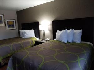Super 8 by Wyndham San Antonio Downtown / Museum Reach, Motely  San Antonio - big - 9