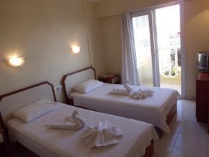 Hotel Ksantos, Hotely  Didim - big - 9