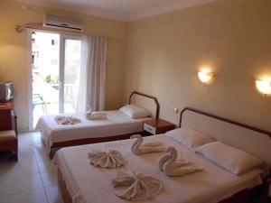 Hotel Ksantos, Hotely  Didim - big - 8