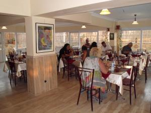 Hotel Ksantos, Hotely  Didim - big - 27