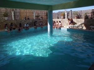 Hotel Ksantos, Hotely  Didim - big - 28