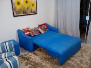 Apto Villa das Aguas, Apartmány  Estância - big - 27