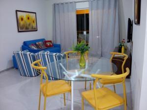 Apto Villa das Aguas, Apartments  Estância - big - 29
