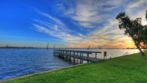 DC on the Lake, Villaggi turistici  Mulwala - big - 163