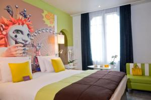 Mercure Nice Centre Grimaldi, Hotels  Nice - big - 7