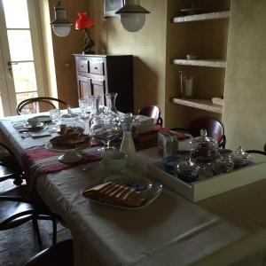 Alle Vignole, Bed and Breakfasts  Coreglia Antelminelli - big - 57