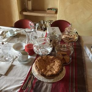 Alle Vignole, Bed and Breakfasts  Coreglia Antelminelli - big - 58