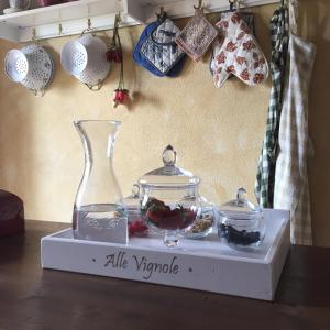 Alle Vignole, Bed and Breakfasts  Coreglia Antelminelli - big - 1