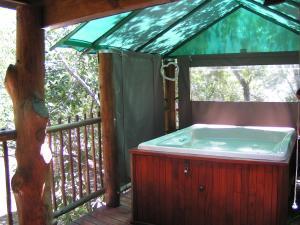一卧室小屋 - 带热水浴缸