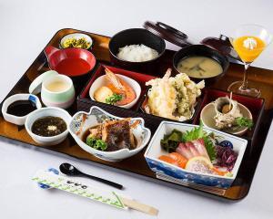 Kokumin Shukusha Hibiki, Hotels  Munakata - big - 73
