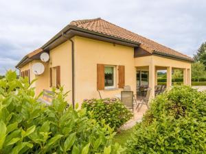 Residence Le Perrot, Nyaralók  Saint-Nexans - big - 17