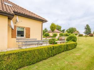 Residence Le Perrot, Nyaralók  Saint-Nexans - big - 33
