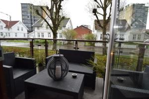 Solferie Luxury Apartment- Østerveien, Appartamenti  Kristiansand - big - 5