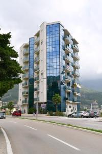 3 hviezdičkový apartmán Apartments Crystall Budva Čierna Hora