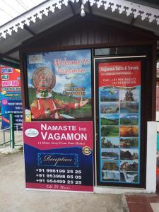 Namaste Inn Vagamon