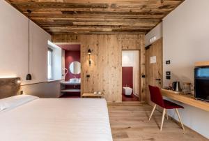 Hotel Garden, Отели  Ледро - big - 27