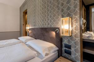 Hotel Garden, Отели  Ледро - big - 7