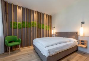 Hotel Garden, Отели  Ледро - big - 43
