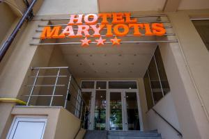 3 star hotel Hotel Maryiotis Constanţa România