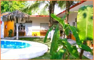 Posada Villa del Carmen, Hotels  José Cardel - big - 5