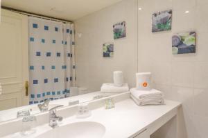 Aconcagua Apartments, Apartmány  Santiago - big - 48