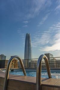Aconcagua Apartments, Apartmány  Santiago - big - 50