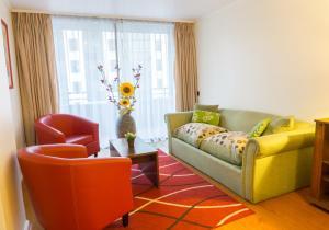 Aconcagua Apartments, Apartmány  Santiago - big - 57
