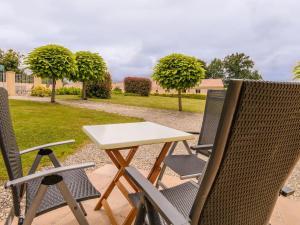 Domaine Le Perrot, Case vacanze  Saint-Nexans - big - 17