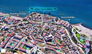 Malaga Beach Holidays, Хостелы  Ринкон-де-ла-Викториа - big - 25