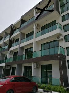 The Naithorn Condo Unit 401, Apartmanok  Naithon-part - big - 41