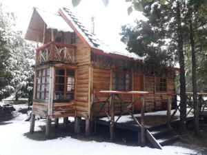 Alojamiento Turistico Lemulen Limitada, Holiday homes  Melipeuco - big - 17