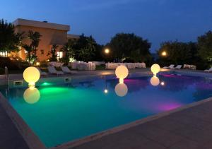 Zaiera Resort Club, Resorts  Solarino - big - 19
