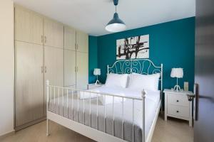 Khouses II, Appartamenti  Città di Lefkada - big - 16