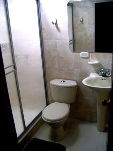Casa, Ubytování v soukromí  Bogotá - big - 8