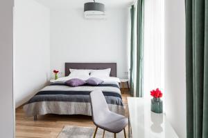 Apart Hotel Code 10, Apartmanhotelek  Lviv - big - 37