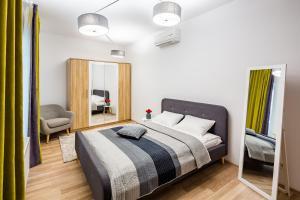 Apart Hotel Code 10, Apartmanhotelek  Lviv - big - 51