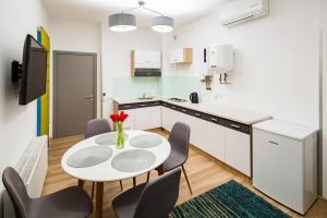 Apart Hotel Code 10, Residence  Leopoli - big - 50