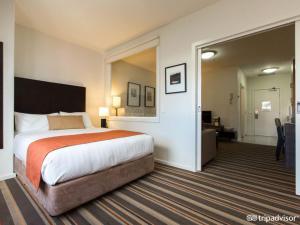 Somerset on Elizabeth Melbourne, Apartmanhotelek  Melbourne - big - 13