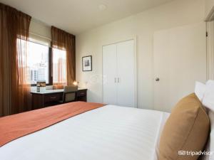 Somerset on Elizabeth Melbourne, Apartmanhotelek  Melbourne - big - 14