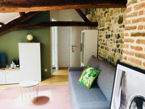 Le Six, Bed & Breakfast  Honfleur - big - 20