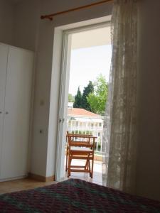 Glaros Studios, Apartmány  Loutra Edipsou - big - 33