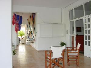 Glaros Studios, Apartmány  Loutra Edipsou - big - 31