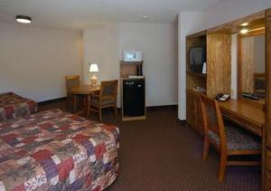Econo Lodge Davis, Hotel  Davis - big - 4