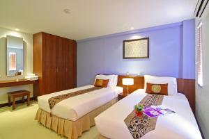 Floral Shire Suvarnabhumi Airport, Hotely  Lat Krabang - big - 11