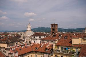 Appartamento con camino e campanile - AbcAlberghi.com