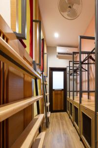 Quadruple Room with Bunk Beds - Female Only