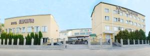 Hotel Aquapark Alligator, Szállodák  Ternopil - big - 80