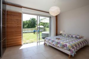 Villa Les Roses Noires, Case vacanze  Singleyrac - big - 23
